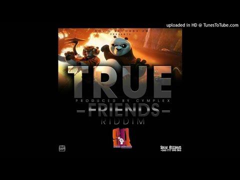 Jerry B - Rega Ndifare[True Friends Riddim]Prod By Cymplex[Solid Records]Sept 2017