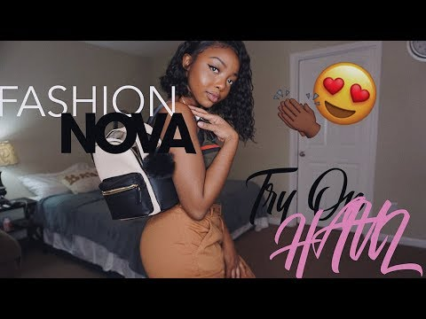 SUMMER '18 FASHION NOVA TRY ON HAUL