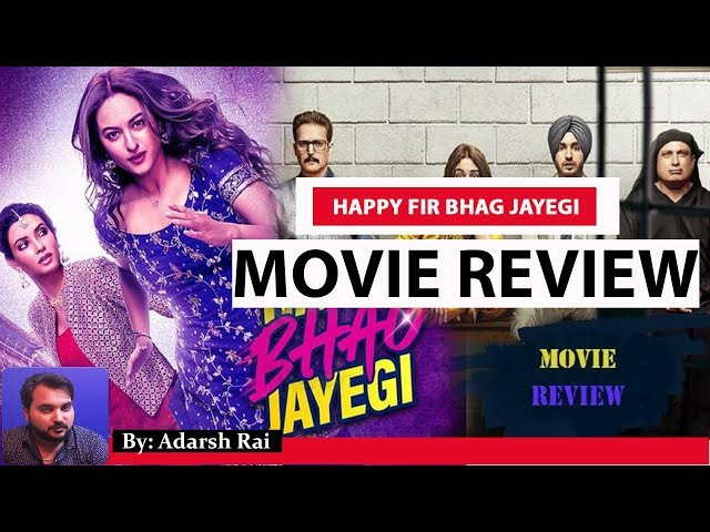 Happy Phirr Bhag Jayegi  film review |thefilmreview.in