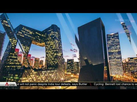 cna Asia Tonight close & Qatar Weather - 29 March 2021