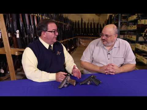 Curator's Corner: Walther PP and Walther PPK