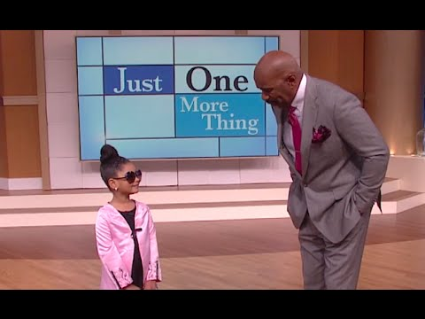 Meet Marjorie's biggest fan! || STEVE HARVEY from YouTube · Duration:  4 minutes 18 seconds