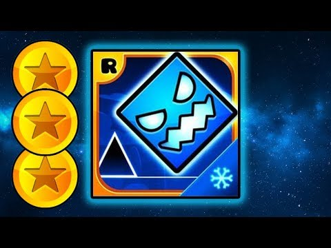 Geometry Dash SubZero - All Levels (1-3) 100% Complete [ALL COINS]
