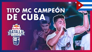 DRC vs TITO MC - Final | Final Nacional Cuba 2019
