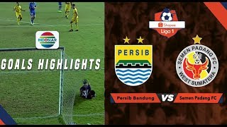 Video Persib Bandung (1) vs (1) Semen Padang FC - Goal Highlights | Shopee Liga 1 download MP3, 3GP, MP4, WEBM, AVI, FLV November 2019