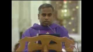 Homily by Fr Kulandairaj Ambrose of the Missionaries of the Poor (MOP)