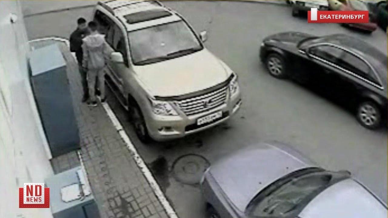Конфликт следователя и другого водителя на заправке. Дело дошло до суда