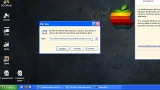 Validar XP Sin Programas (quitar Estrellita No Original)