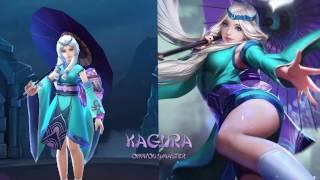 Kagura: Hero Gameplay - Mobile Legends - MVP Insane Damage