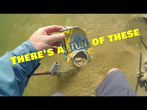 Dig4 Treasure Australia - Beach Metal Detecting CTX3030 Coins Sinkers Tun Beer Can