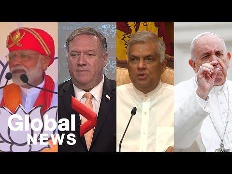 Sri Lanka bombings: