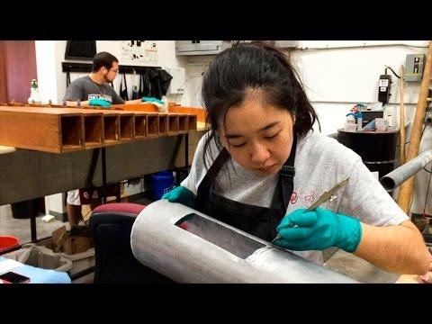 AOI Organ Shop – Reed pipe restoration