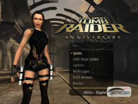 Tomb raider anniversray outfits youtube