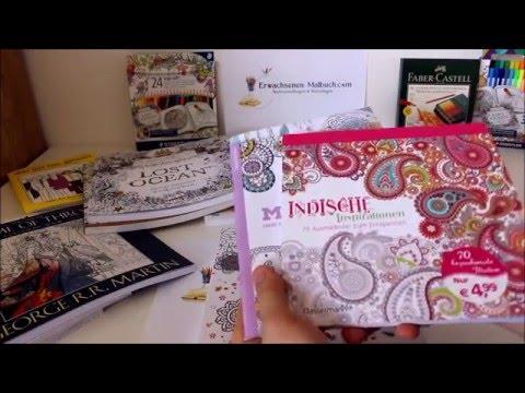 Malbücher für Erwachsene: Willkommen bei erwachsenen-malbuch