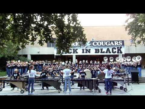 "Clark Courtyard Concert 2012 - ""Shift"""