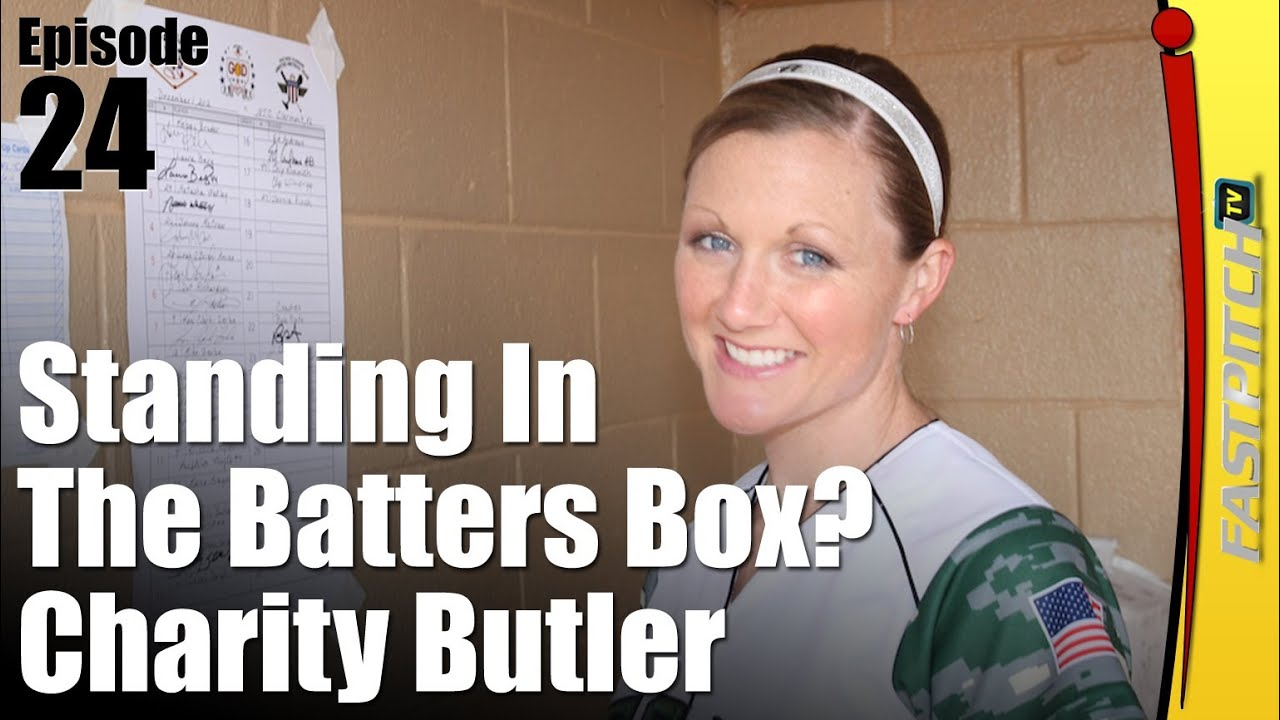 Softball Drills & Tips: Standing In The Batters Box | Fastpitch TV