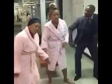 Muvhango's KK, Hangwani ,Matshidiso and Ndalamo dancing Gwara Gwara thumbnail