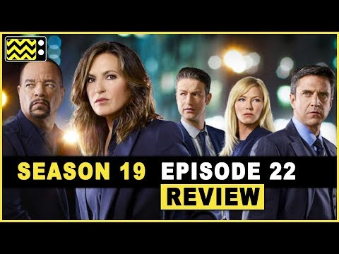Law and Order: SVU Season 19 Episode 22 Review & Reaction | AfterBuzz TV