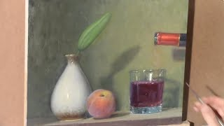 A (Not So) Still Life Painting by Duane Keiser
