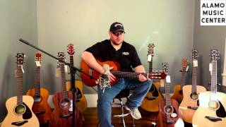 Best Acoustic Guitars Under $300