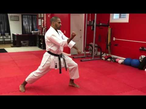 Jiin (Half Speed)- Shotokan Kata by Brandon Abdullah