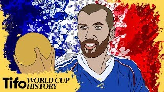 France 1998 | A History Of The World Cup