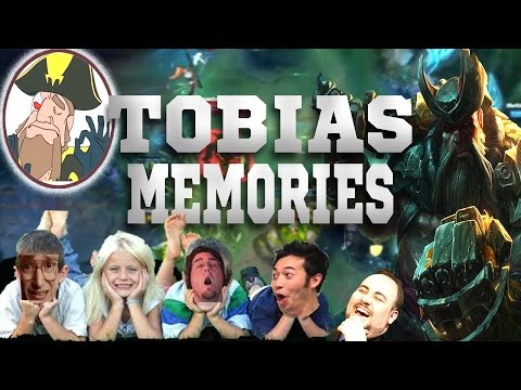 Tobias Fate's GREATEST CHILDHOOD MEMORIES! loves toy story, hate reddit?  | League of Legends
