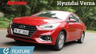 Hyundai Verna Fort Drive | Feature | AutoToday
