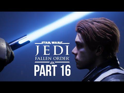 guia de Star Wars Jedi Fallen Order Gameplay - Parte 16 - MASTER JEDI (jogo completo) + vídeo