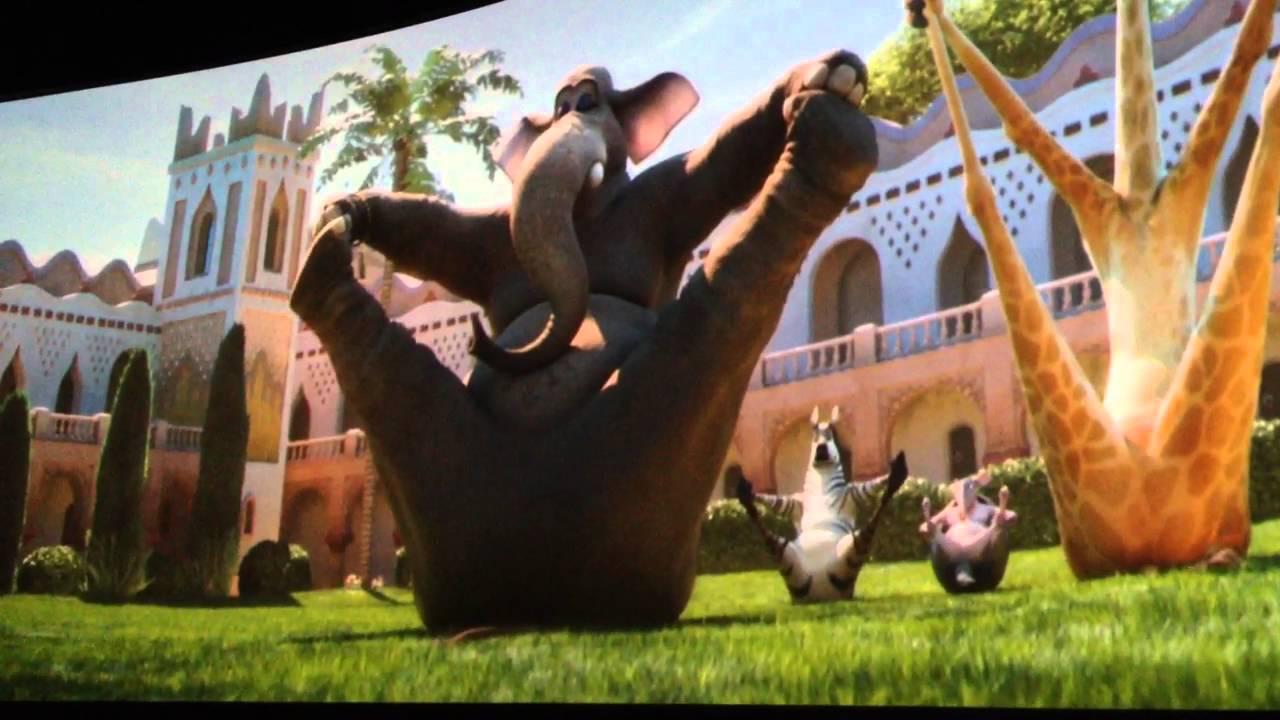 Zootopia: Naked Animal Scene (Part Of It) - YouTube