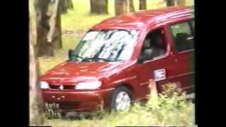 TEST CITROËN BERLINGO 1 8i MULTISPACE 1998 AUTO AL DÍA(Primer test de Citroën Berlingo en AUTO AL DÍA., 2015-11-03T05:09:28.000Z)