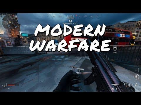 modern-warfare-day-1-highlights-w/-mx-ergo-trackball-mouse