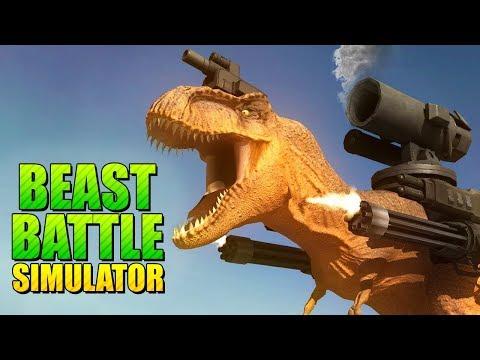Beast Battle Simulator - Beautiful Chaos