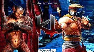 Killer Instinct Gargos Gameplay Footage - Online Match 33 - Xbox One - Season 3