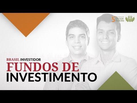Brasil Investidor 2018 | Aula 3 - Fundos de Investimento
