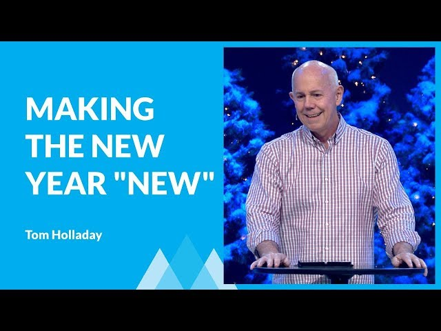 Making The New Year