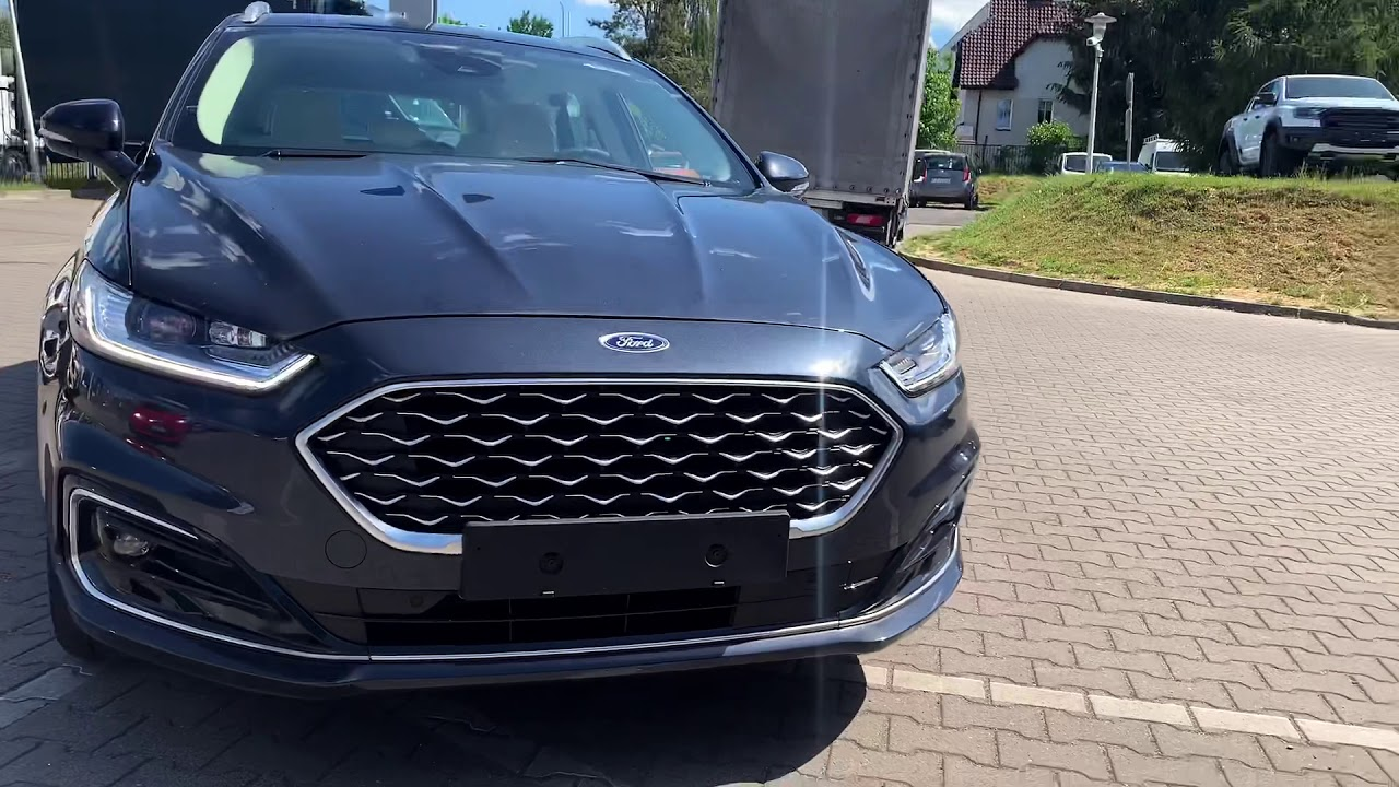 Ford Mondeo Vigniale Kombi Blue Panther Youtube
