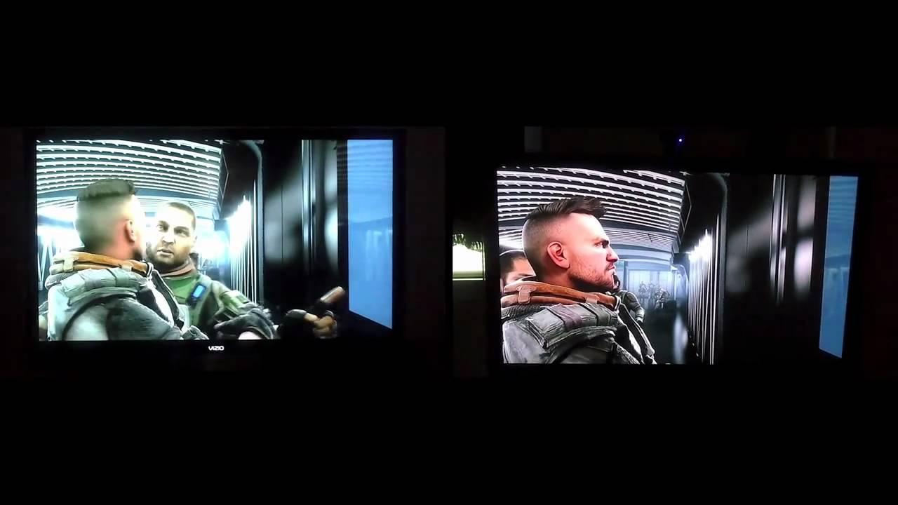 240 Hz Truled Vs 600 Hz Plasma Youtube