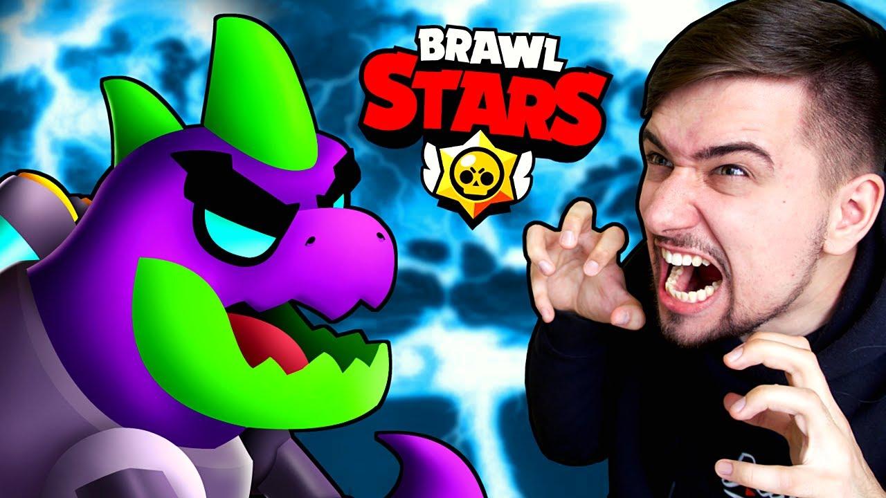 Nový MONSTER MÓD! 🔥 🦖| Brawl Stars