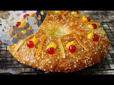 👑-recette-de-la-brioche-des-rois-😍