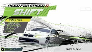 Cara Download Game Need For Speed Shift PPSSPP Android