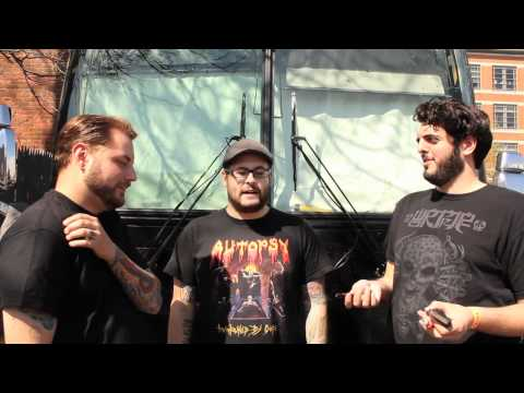 BLACK DAHLIA MURDER 10 Questions About Weed on Metal Injection