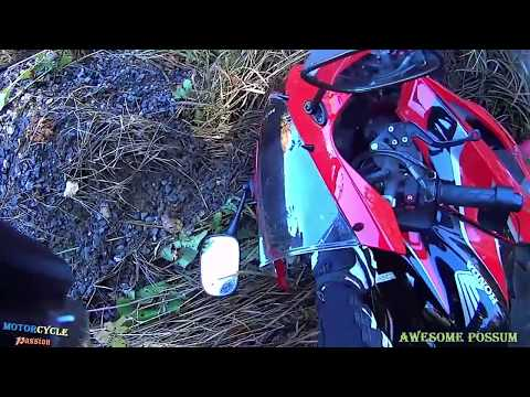 MOTORCYCLE CRASH COMPILATION & Dangerous Moments Motorcycle Accident + MOTO FAILS