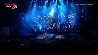 Seal -Do You Ever (New Song) Brasil Rock In Rio 20/09/15 Multishow