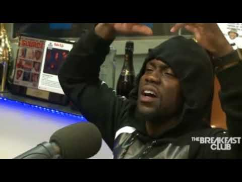 Kevin Hart address Micahel Blackson on Breakfast Club