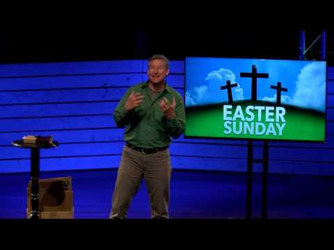Seeing the Story of the Resurrection - Romans 8:11 (March 27, 2016)
