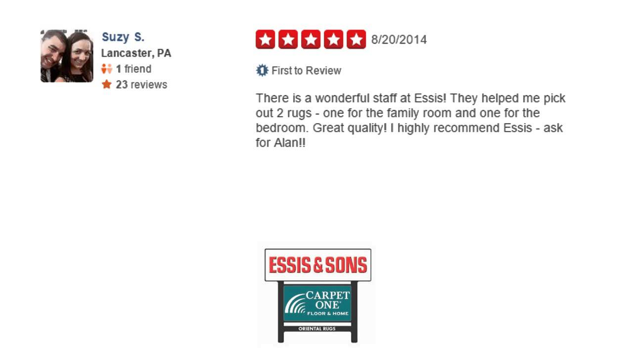 Essis Sons Carpet One Reviews Lancaster Pa Flooring