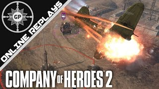 A Critcal Error Has Been Made! - Company of Heroes 2 Online Replays #308