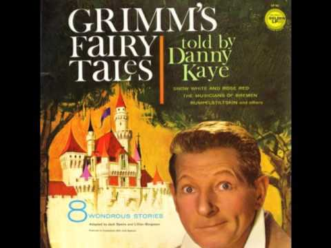 Grimm's Fairy Tales told by Danny Kaye pt 2