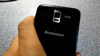 Как зайти в меню Recovery на телефоне Lenovo A806